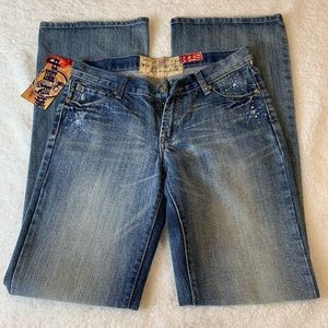 NWT 7 FAM JEANS size 29